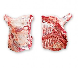 forequarter straight cut